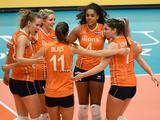 Uitslagen WK volleybal vrouwen