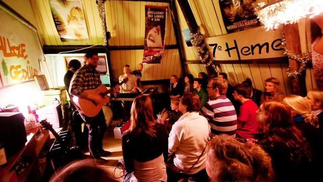 Studentenkamerfestival Stukafest komt met huiskamertour