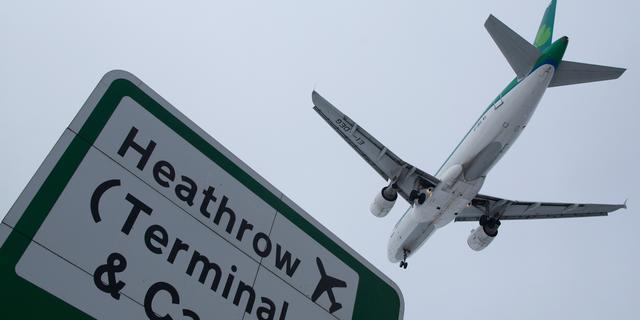 Keuze uitbreiding Londens vliegveld valt op Heathrow