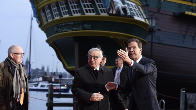EU-voorzitterschap van start bij Scheepvaartmuseum