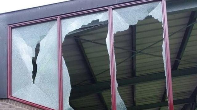 VV Zundert weer getroffen door vandalisme