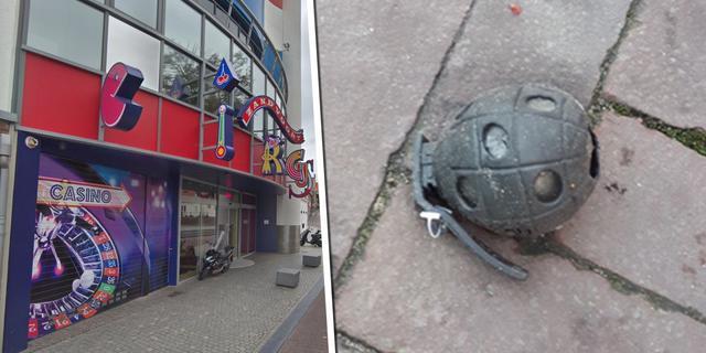 Gevonden 'handgranaat' op straat Zandvoort blijkt stressbal