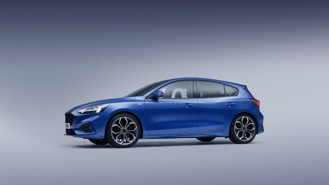 Ford maakt prijzen nieuw Focus-model bekend