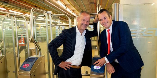 RET komt met digitaal ticket voor toeristen die Rotterdam bezoeken