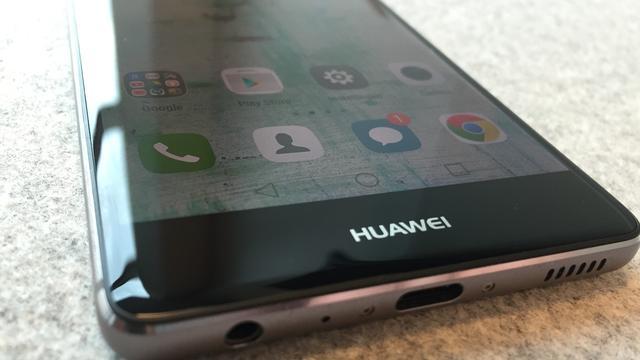 Huawei past uiterlijk van app-iconen op P9 niet meer aan