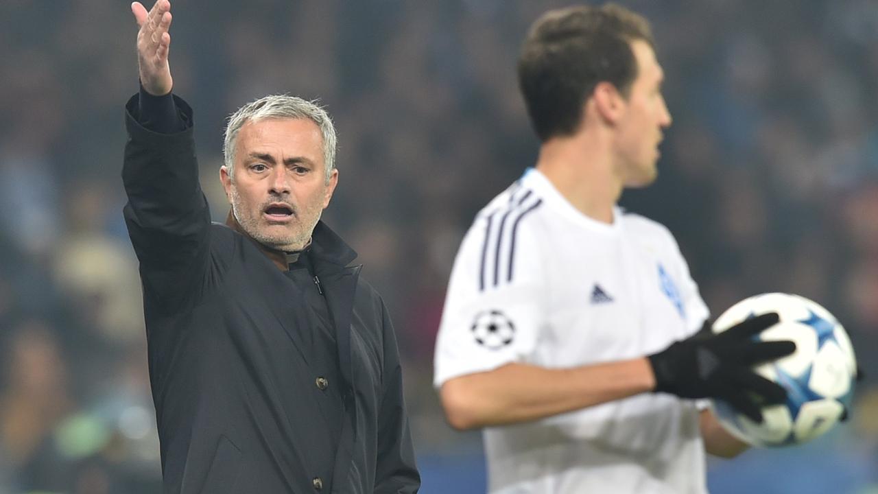 Dinamo Kiev-Chelsea (0-0)