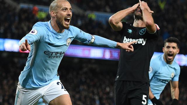 City ontsnapt wederom aan puntenverlies, Hoedt blundert bij Southampton