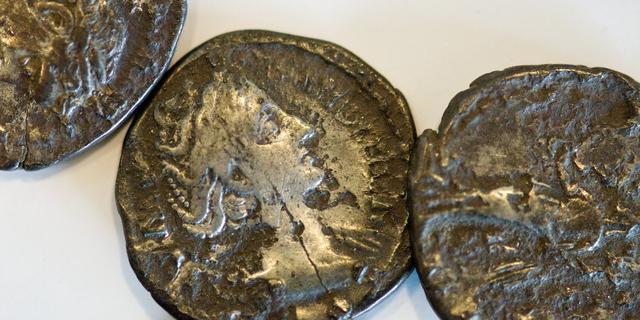 Goudschat uit Romeinse tijd opgegraven in de Betuwe