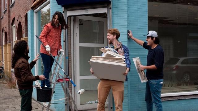 'De Voorkamer' plek waar asielzoekers zich kunnen ontwikkelen