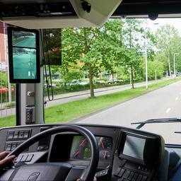 We werken massaal thuis, dus rijden er volgend jaar minder bussen