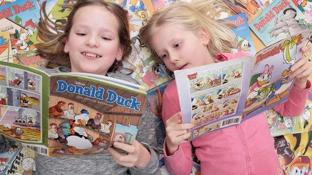 Donald Duck-tekenaar moet vooral veel strips gelezen hebben