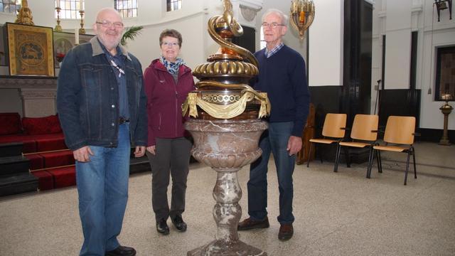 Doopvont St. Jan in ere hersteld