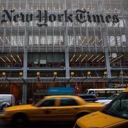 New York Times schorst journalist om seksueel wangedrag