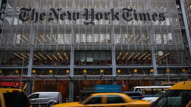 The New York Times belooft onpartijdige berichten na verkiezingen VS