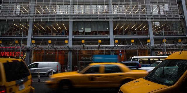 New York Times schrapt betaalmuur tijdens verkiezingen