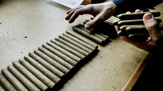 Verkoop handgemaakte Cubaanse sigaren verder gestegen