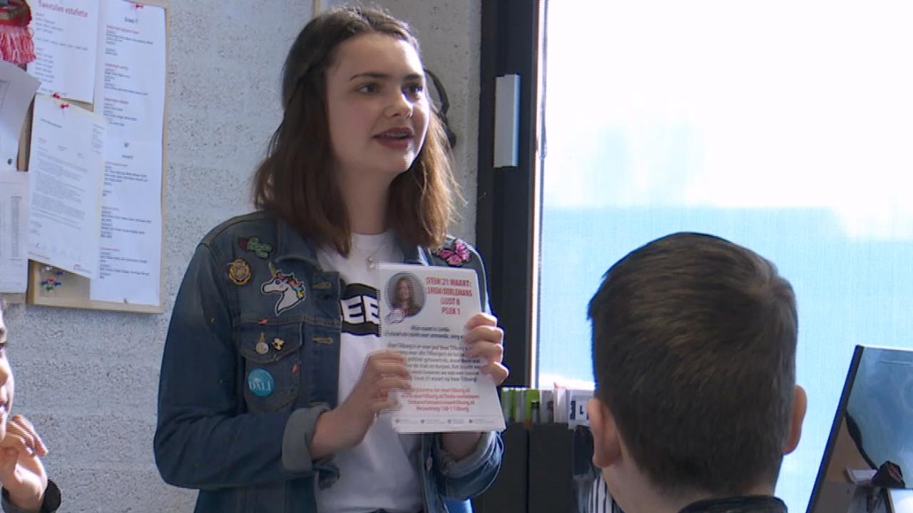 14-jarige is jongste kandidaat-raadslid van Nederland