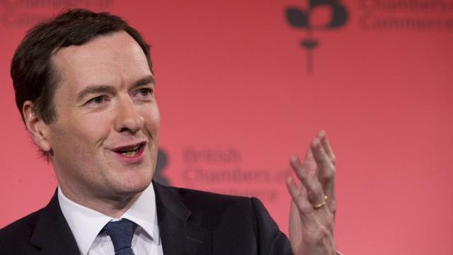 Osborne wil vennootschapsbelasting Groot-Brittannië verlagen