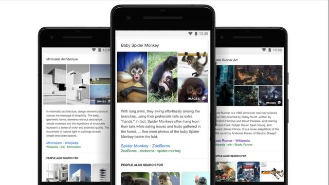 Google brengt efficiëntere versie van zoek-app uit op Android