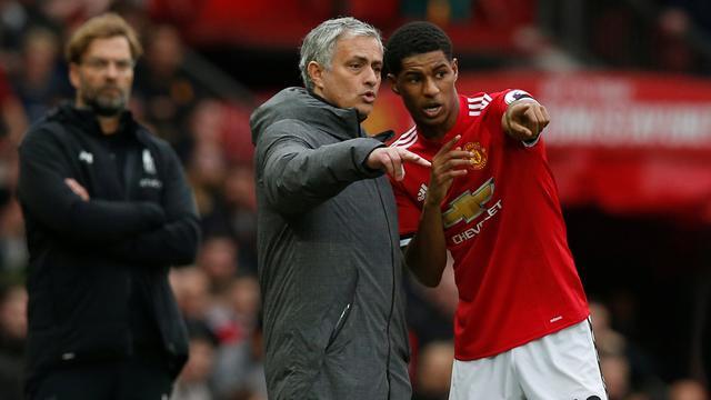 Mourinho na zege op Liverpool vooral blij met verdedigen tweede plaats
