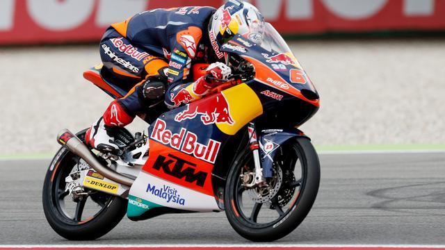 Bendsneyder zet beste prestatie ooit neer in kwalificatie Moto3