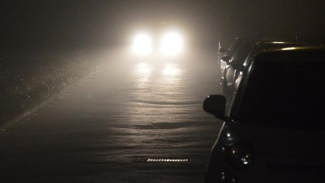 Alleen in het noordoosten komt nog dichte mist voor