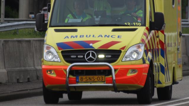 Duitse man overleden na val van zeiljacht Haringvliet