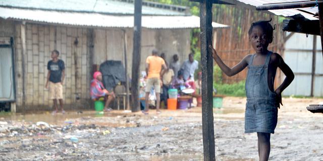 Cholera uitgebroken in door cycloon Kenneth getroffen Mozambique