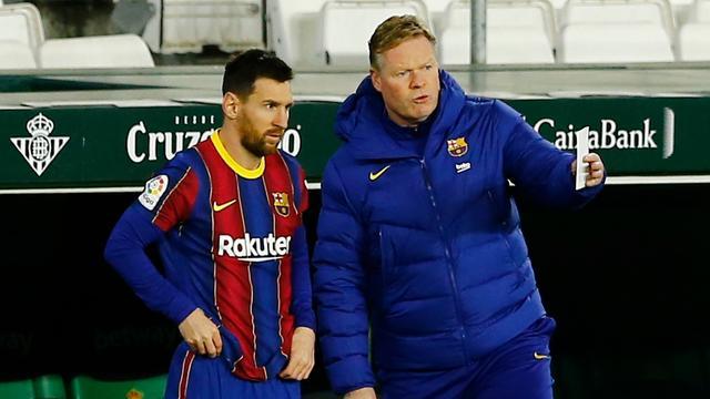 Moet Ronald Koeman komende zomer afscheid nemen van Lionel Messi?