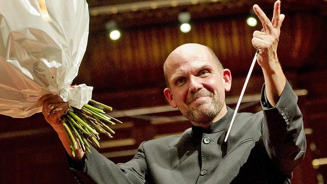 Dirigent Jaap van Zweden wil zich op opaschap richten