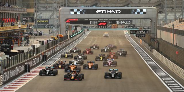 Formule 1-races starten weer op het hele uur, vrijdagtrainingen ingekort