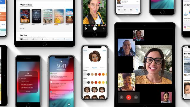 Apple brengt iOS 12 uit met meer controle over appgebruik