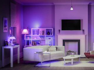 Lampen kleuren mee met games en films