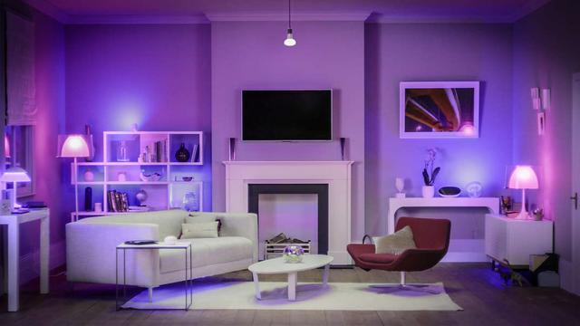 Philips laat Hue-lampen synchroniseren met films, games en muziek
