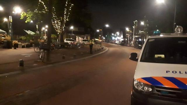 Politie arresteert vier mensen na mishandeling beveiliger in Castricum