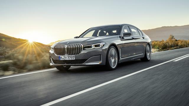 Ingrijpende wijzigingen voor BMW 7-Serie bij facelift