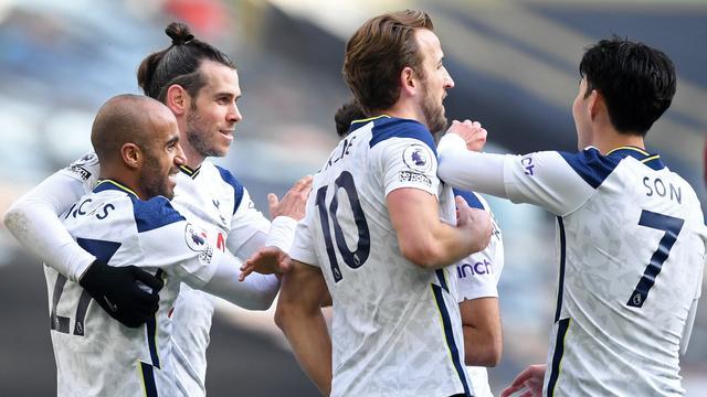 Tottenham Hotspur beleefde een prettig middag.