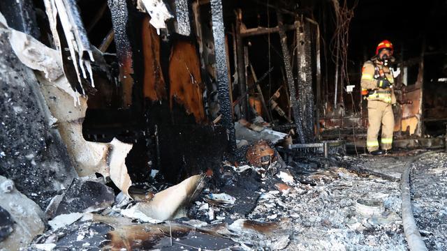 Tientallen doden door grote brand in ziekenhuis Zuid-Korea