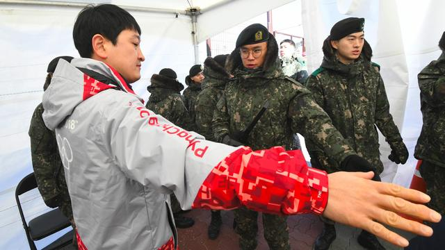 Aantal gevallen besmettelijk norovirus in Pyeongchang loopt op tot 128