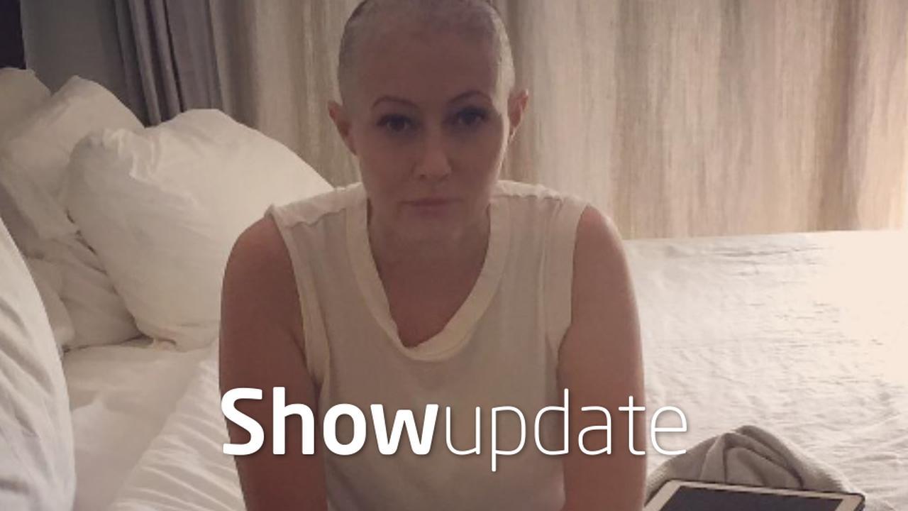 Show Update: Zieke Shannen Doherty weer op tv