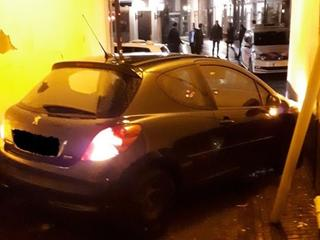 Roosendaler reed doodlopende straat in