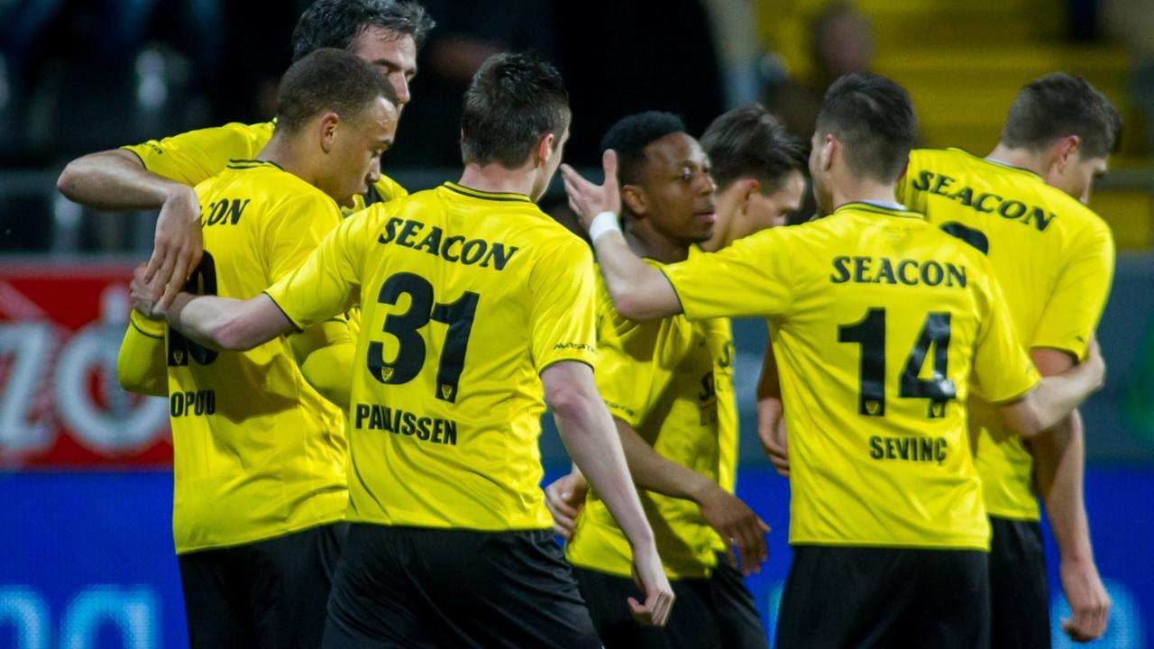 Bekijk de samenvatting van VVV-Venlo-FC Emmen