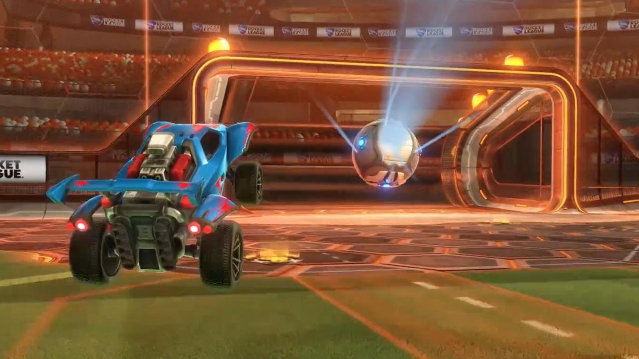 Teaser: Rocket League