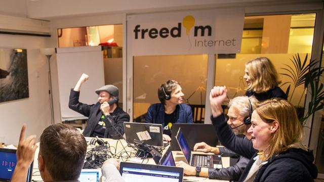 Wat voorafging aan het ontstaan van internetaanbieder Freedom Internet