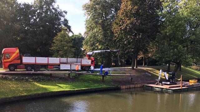'Koningssteiger klaar voor Winterland Breda'