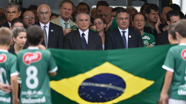 Braziliaans elftal gaat benefietwedstrijd spelen voor Chapecoense