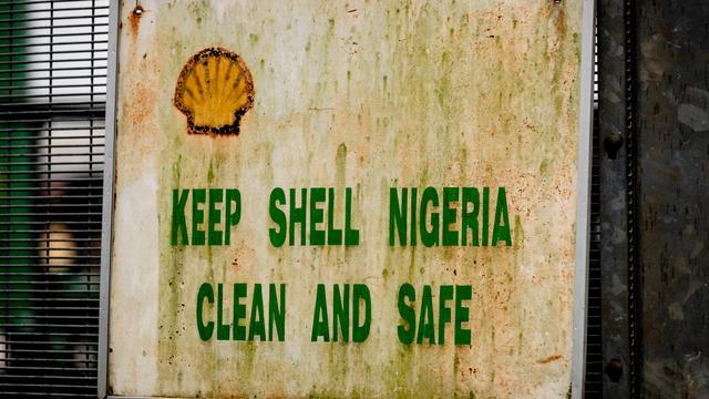 Shell wordt aangeklaagd door Nigeriaanse weduwen