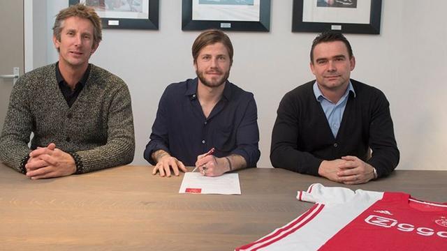 Schöne verlengt aflopend contract bij Ajax tot medio 2019