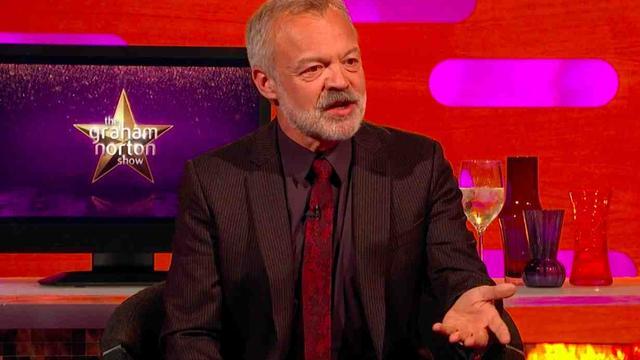 Graham Norton ontbreekt door Songfestival voor het eerst in eigen show