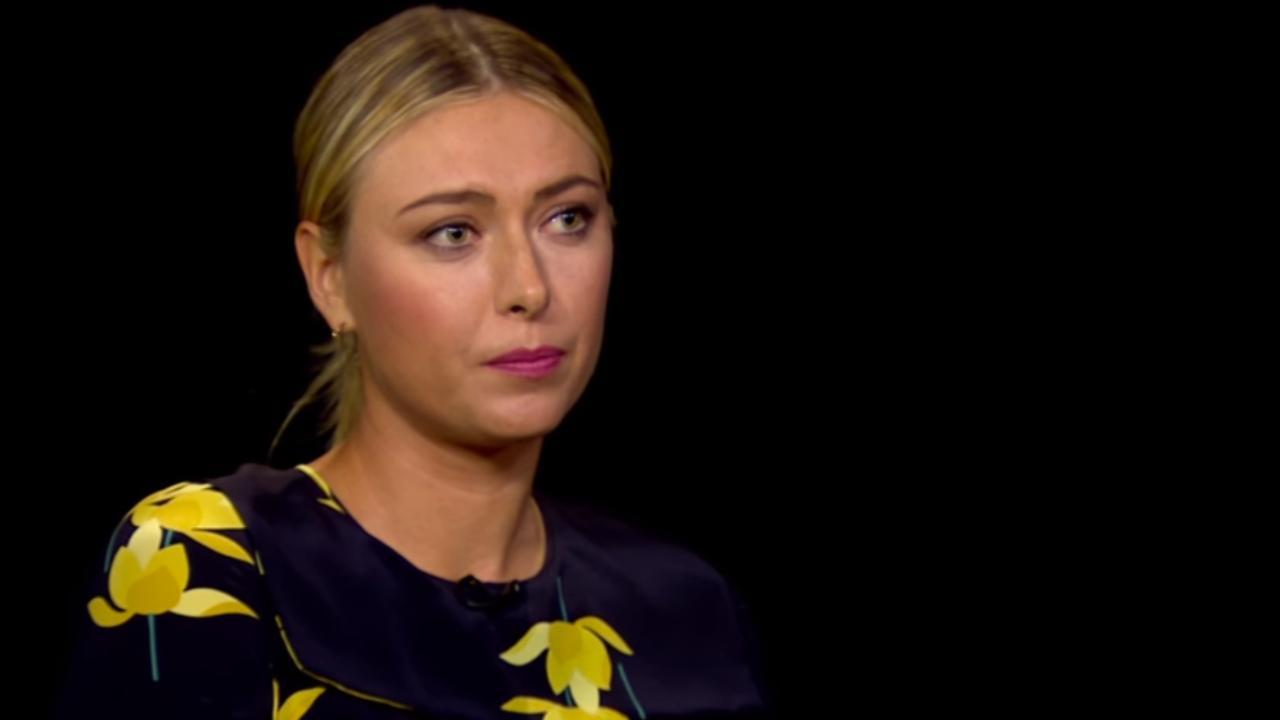 Sharapova denkt dat ITF voorbeeld wilde stellen met haar schorsing